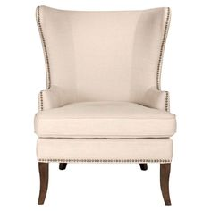 Celine Wingback Chair. Dining chair??