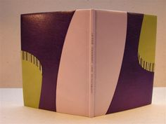 Leather binding by Renee De Gent