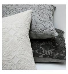 Area Violet Decorative Pillows