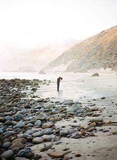 Breathtaking Destination Elopement Locations | Big Sur, California