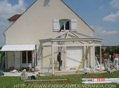 #veranda installation Building A Pergola, Pergola Plans, Wooden Pergola Kits, Pergola Lighting, Pergola Designs, Fabric Panels, Gazebo, Outdoor Structures, Lights