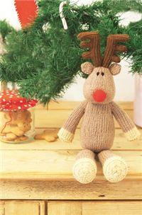 FREE Christmas Reindeer Pattern