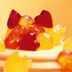 Bild: GUSTO / Eisenhut & Mayer Agar, Food, Pineapple Recipes, Pineapple Juice, Gelee, Essen, Meals, Yemek, Eten