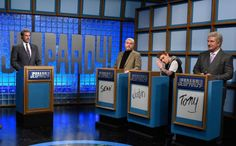 'SNL' brings back 'Celebrity Jeopardy' for 40th anniversary show | EW.com