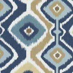 Mesa China Contemporary Indoor/Outdoor Fabric