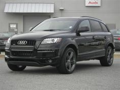 2014 audi Q7 black | 2014 Audi Q7, Orca Black Metallic, 17475145