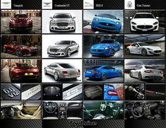 Vanquish x Continental GT x XK-R x Gran Turismo