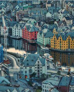 Ålesund,Norway