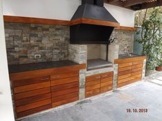 Pergola Kits Attached To House Wooden Pergola, Diy Pergola, Pergola Kits, Pergola Ideas, Outdoor Kitchen Grill, Outdoor Kitchen Design, Terrace Design, Patio Design, Grill Design