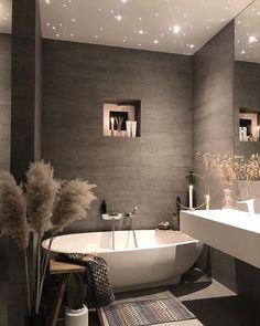 Bathroom Ideas Jacuzzi Tub along with Bathroom Ideas Powder Room time Bathroom Remodel Rustic the Modern Small Bathroom Interior Design, Bathroom Decor For Walls Grey Bathrooms, Modern Bathroom, Small Bathroom, Bathroom Ideas, Bathroom Photos, Bathroom Art, Beautiful Bathrooms, Bathroom Remodeling, Bathroom Goals