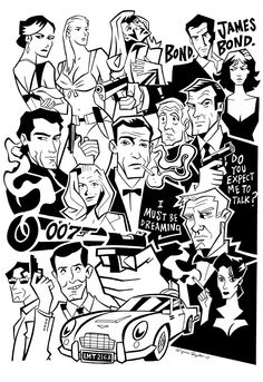 Bond. by myporcelaintears.deviantart.com on @DeviantArt