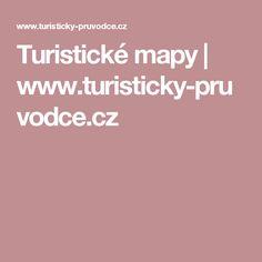 Turistické mapy  | www.turisticky-pruvodce.cz