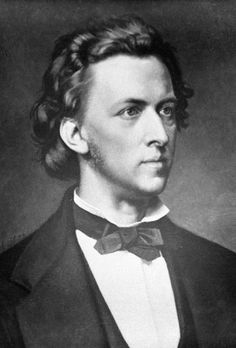 Frydryk / Frédéric Chopin (composer and virtuoso pianist of the Romantic era)