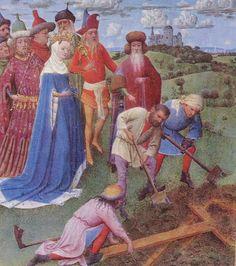 Jan van Eyck Santa Elena  Santa Elena