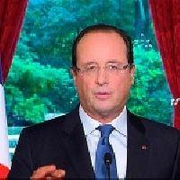 União é a melhor arma do país contra ataques, diz presidente da França