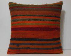 24x24 boho kilim cushions livingroom throw pillows for couch design rustic throw pillows toss pillows nautical pillows native seat cushions