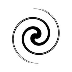 Spirale Tattoo Idee