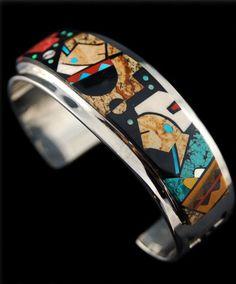 Native American Indian Jewelry by Edison Yazzi Native Indian Jewelry, Native American Jewellery, Indian Jewellery Online, American Indian Jewelry, Ruby Jewelry, Gems Jewelry, Cheap Jewelry, I Love Jewelry, Jewelry Art