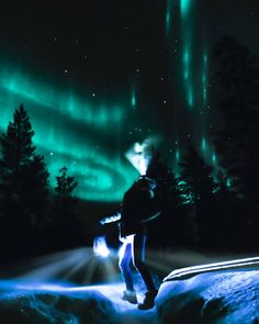 Here in Lapland when we say we are having a Magical Girls Night Out 🌟 we really mean Out 🌟 and we really mean Magical 😘💚🔥 Wish you the most… Lapland Finland, Girls Night Out, Magical Girl, Winter Snow, Northern Lights, Travel, Instagram, Girls Night In, Ladies Night