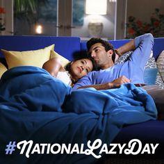 National Lazy Day Jane style.