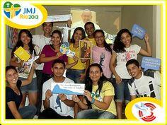 Junte-se espiritualmente para a JMJ