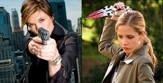 Study: We Benefit From Seeing Strong Women on TV