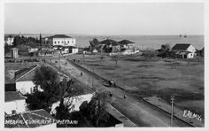 #Mersin Cumhuriyet alanı Silifke Caddesi  sağdaki boş arazide günümüzdeki kültür merkezi bulunmakta...
