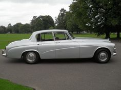 1959 Bentley S2 Continental Sports Saloon by Hooper