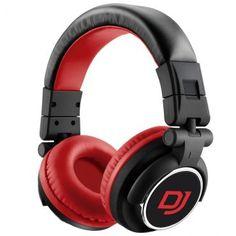 Ricardo Eletro Headphone DJ Potência 1500mW - R$ 62,91