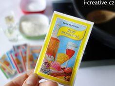barva do potravin Play Doh, Coasters, Creative, Coaster, Play Dough