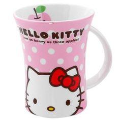 hello kitty tea mug Hello Kitty Mug, Hello Kitty Kitchen, Hello Kitty My Melody, Hello Kitty Items, Hello Kitty Merchandise, Miss Kitty, Hello Kitty Collection, Hello Kitty Wallpaper, Cute Mugs