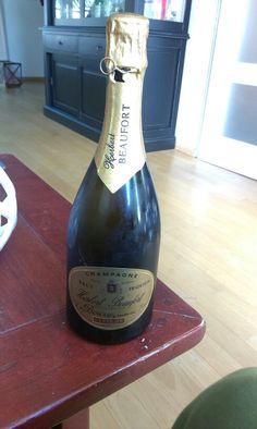 Herbert Beaufort, Champagne Grand Cru, Bourzy