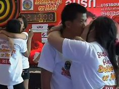 A Thai couple recently set the world record for longest kiss, smooching for over 46 hours straight.
