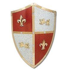 crusader shield - Google Search