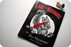 Chez Beeper Bebe: Read This: Earl the Squirrel