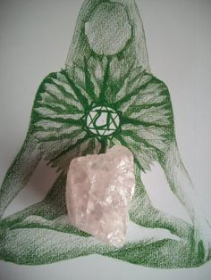 A Guide To Spiritual Healing Anahata Chakra, Chakra Meditation, Reiki, Stones And Crystals, Healing, Chakras, Flow, Buddha, Zen