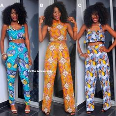 Cute crop pant set! Weekend wear