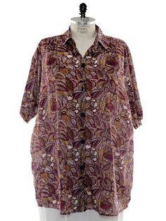 BOP Tops 100% Cotton Poplin Mystic Garden Print Short Sleeve Tunic Top W/Shirring by WeBeBop (0X) Bop Tops by We Be Bop,http://www.amazon.com/dp/B00BYG78ZE/ref=cm_sw_r_pi_dp_RM5srb1JKVFRHH8E