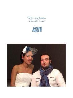 Parliamo di velette...bellissime e glamour abbinate ad un abito da sposa..... Alessandro Tosetti Www.tosettisposa.it Www.alessandrotosetti.com #wedding #weddingdress #tosetti #tosettisposa #nozze #bride #alessandrotosetti