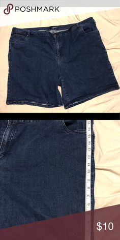 a4c0b199dd0 Denim Shorts Denim 34 7 plus size 32w (will fit a 30 also)