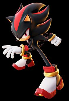Shadow the Hedgehog Sonic Dash, Sonic 3, Sonic And Amy, Sonic Fan Art, Shadow And Maria, Shadow And Amy, Sonic And Shadow, Super Shadow, Silver The Hedgehog