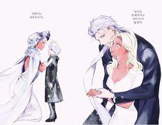 5 Anime, Chica Anime Manga, I Love Anime, Anime Guys, Character Art, Character Design, Anime Witch, Witch Art, Couple Art