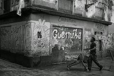 Fue un instante fugaz: Guernika