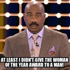 Steve Harvey Provides Shovel for 'Black Zombie' Contestant (Watch) Steve Harvey, Marjorie Harvey, Family Feud Funny Moments, Black Zombie, You Had One Job, Guys Be Like, Derp, Funny People, Memes