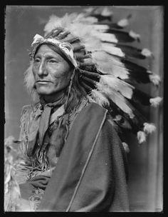 Un certain nombre de Sioux photographiés avait combattu contre l'armée américaine
