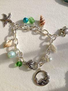 charm bracelet sea life
