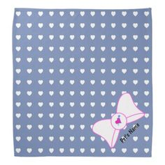 Hearts Abound Pet Bandana - valentines day gifts diy couples special day