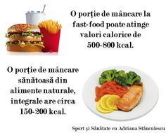 fast food vs mancare sanatoasa Smoothie, Deserts, Beef, Mai, Food, Meat, Essen, Smoothies, Postres