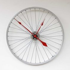 Perhaps a suitable clock for the garage?