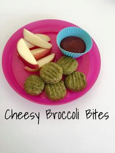 Cheesy Broccoli Bites by Oh So Busy Mum are the perfect lunch box snack! Very easy to make and can be served hot or cold. Thermomix or basic recipe version available.